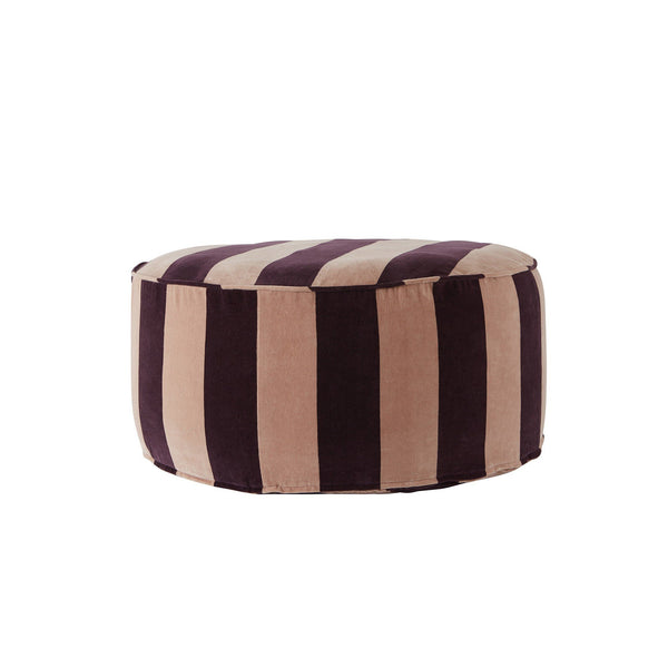 Confect pouf - Clay/Grey
