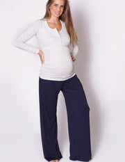 PIJAMA MATERNAL PL GR PANTL AM