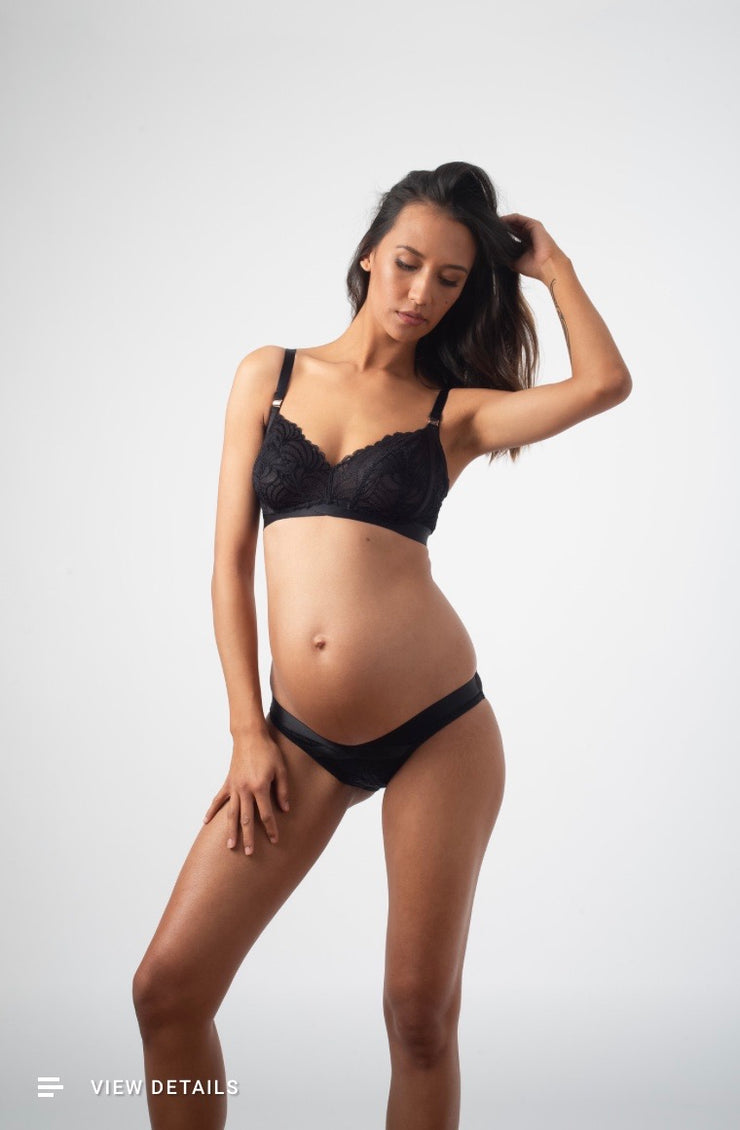 SOSTEN MATERNAL WARRIOR  SOFT CUP BLACK