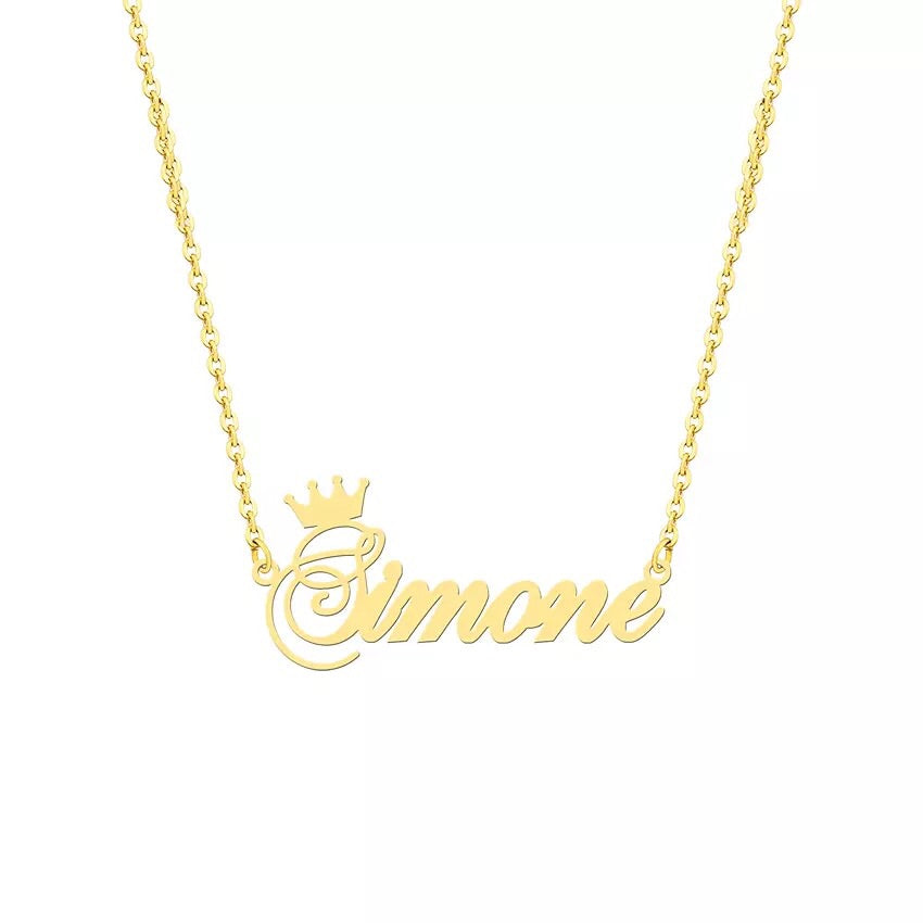 Custom Name Chain
