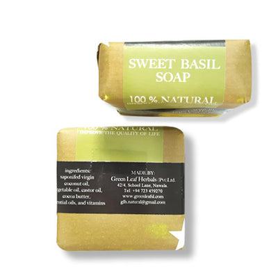 Sweet Basil Soap-UIZE51