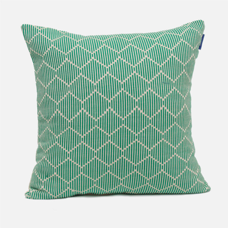Knuckles Emerald Green Cushion Cover