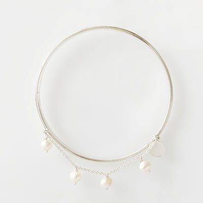Crescent Lights Bangle