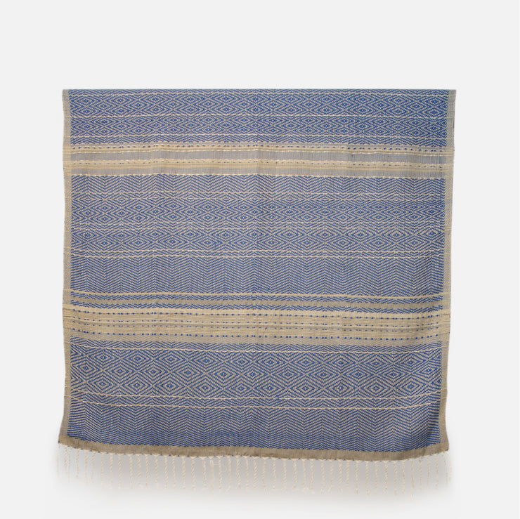 Throw Wilpattu Complex Blue