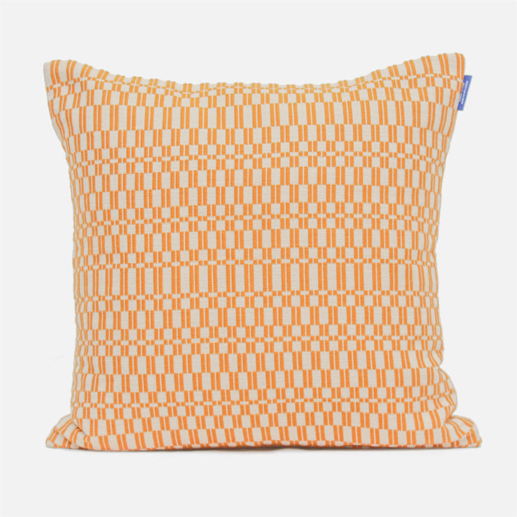 Mundai Mustard Cushion Cover