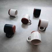 Ceramic Tubby Mugs Set