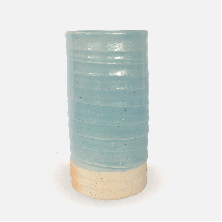 Hatton Bud Vase Sea Blue Large