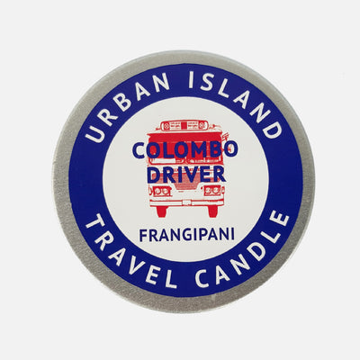 City Graphics Colombo Driver  Travel Candle