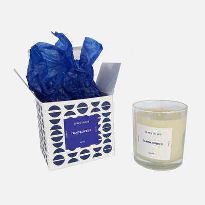 Scented Candle - Sandalwood