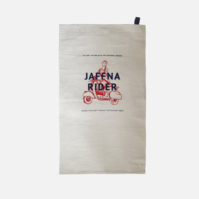 City Graphics Jaffna Rider Kitchen Towel