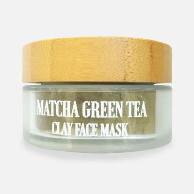 MATCHA GREEN TEA CLAY FACE MASK