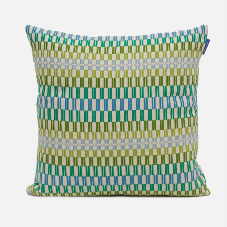 Mundai Green Combo Cushion Cover