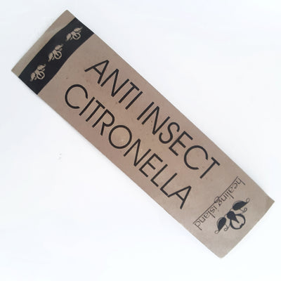 INCENSE STICKS -CITRONELLA