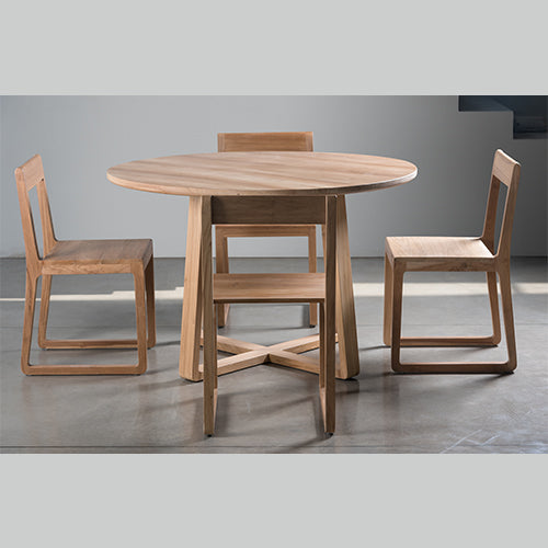 LUIS (4 SEAT) DINING TABLE