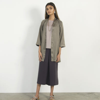 Loose Fitting Soft Cardigan