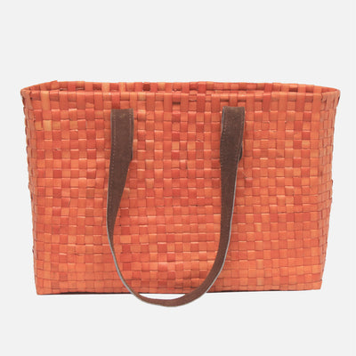 Palmyra Pedro Beach Bag Rust