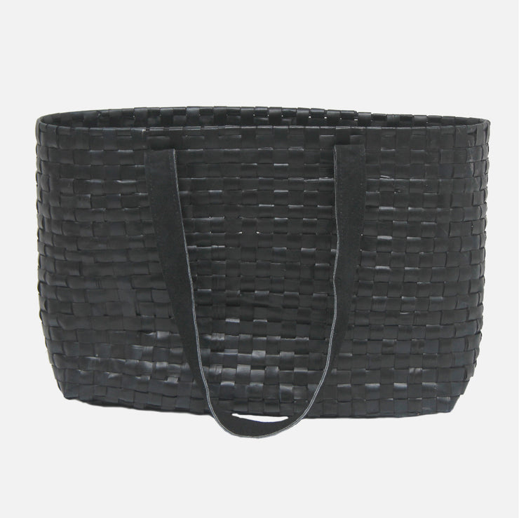 Palmyra Pedro Beach Bag Black