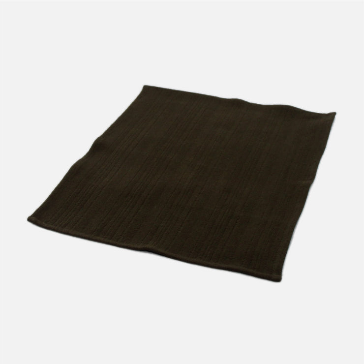 Solid Dark green  Placemat