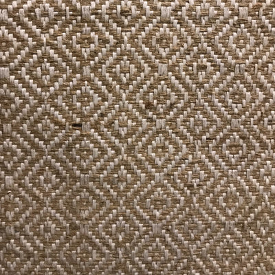 Rug Bird's Eye Diamond  Natural and Ecru