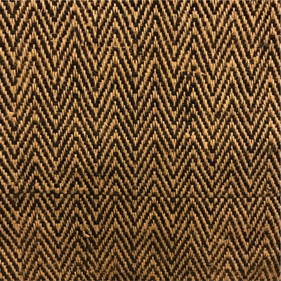 Rug Chevron Mustard and Black