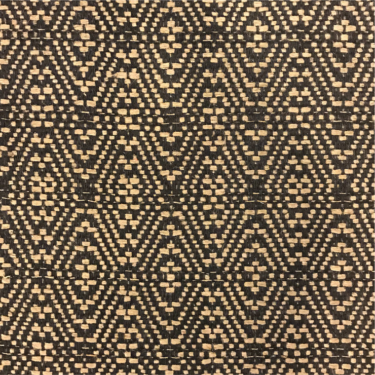 Rug Lattice Black and Natural - Pre Order
