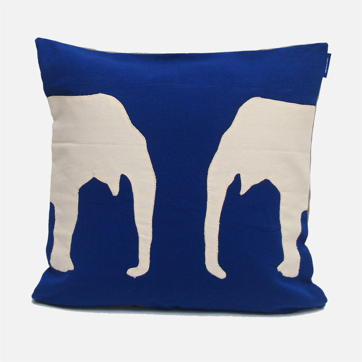 Aliya Blue Cushion Cover
