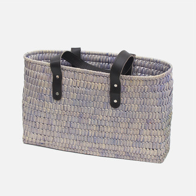 Palmyrah Kopay  Beach Basket Grey
