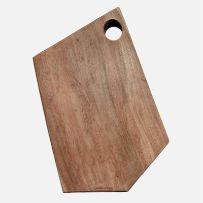 Angular Chopping Board Large