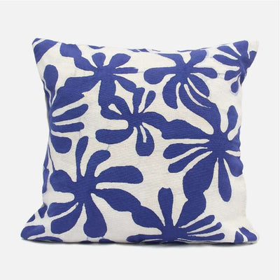 Araliya Blue Cushion Cover