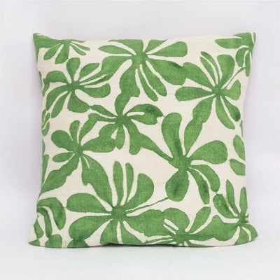Araliya Green Cushion Cover