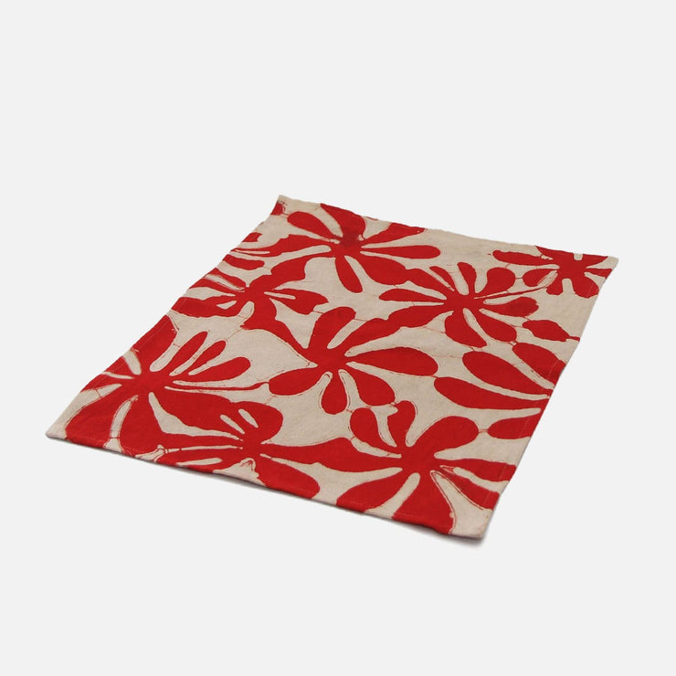 Araliya Placemat - Red