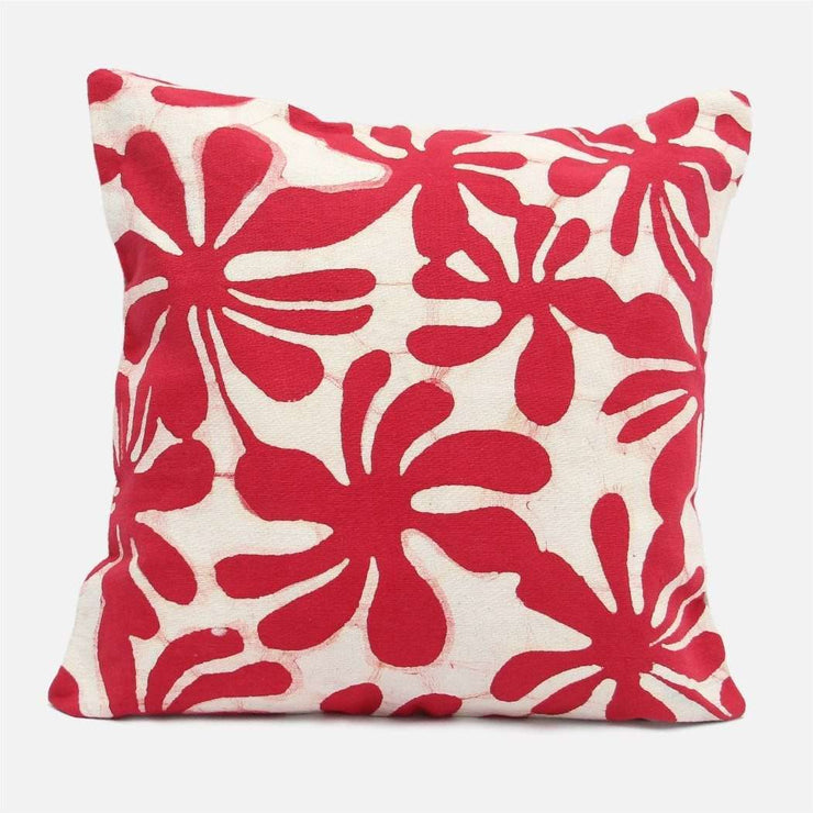 Araliya Red Cushion Cover