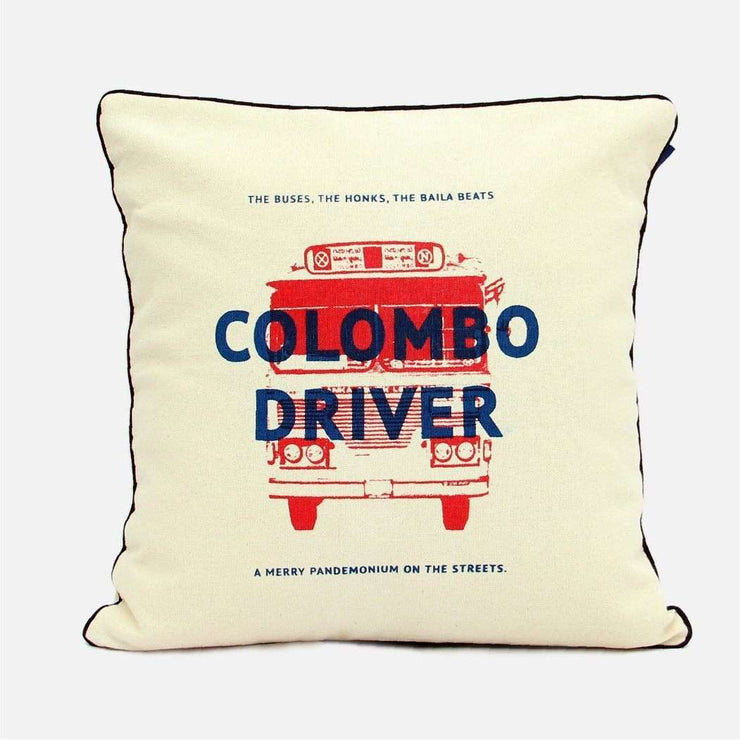 Colombo Driver Cushion Cover