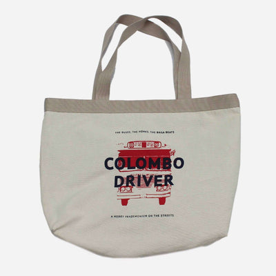 City Graphics Colombo Large Tote Bag