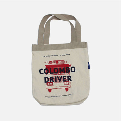 City Graphics Colombo Small Tote Bag