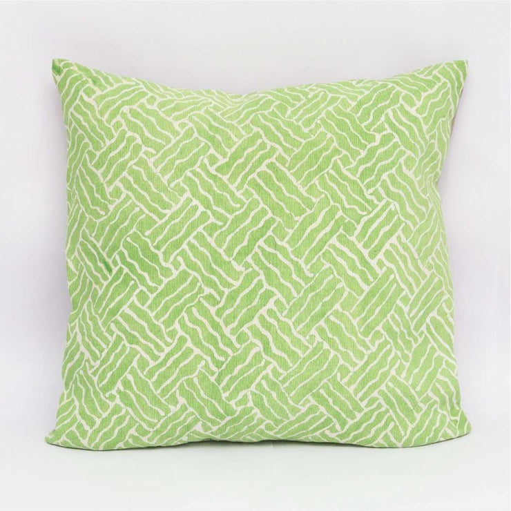 Crail Green Cushion Cover