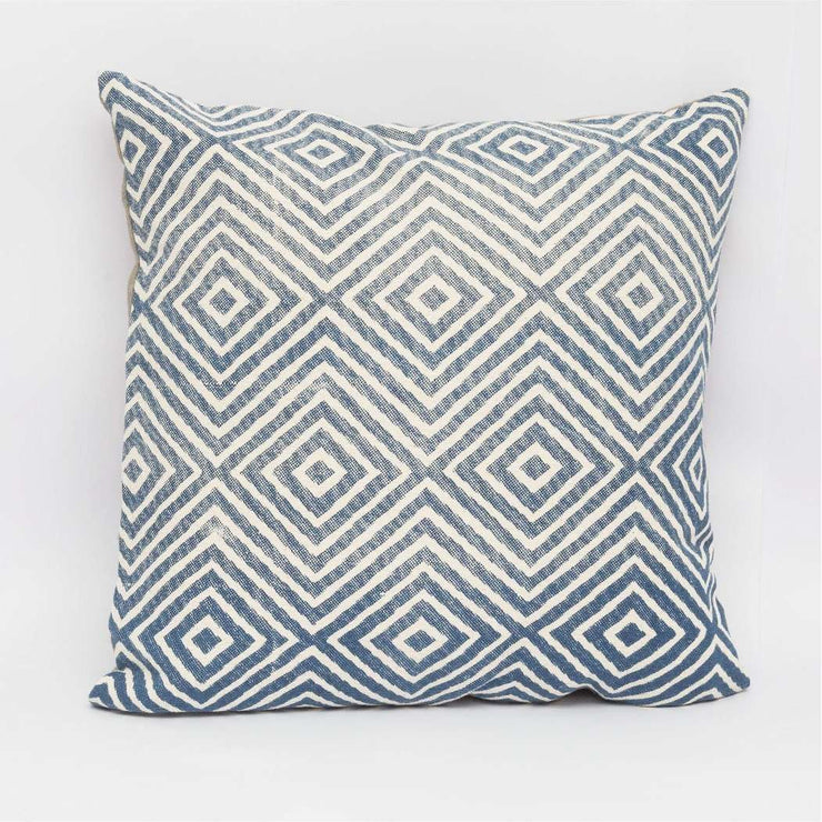 Diyamante- Navy Cushion Cover