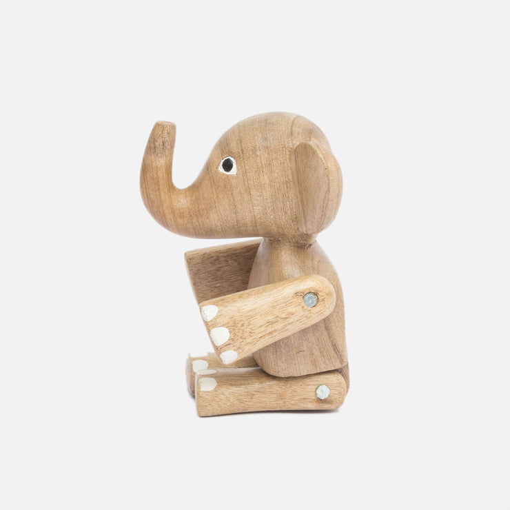 Elephant with Movable Legs