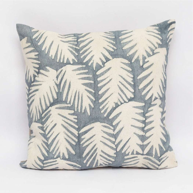 Fern Grey Cushion Cover
