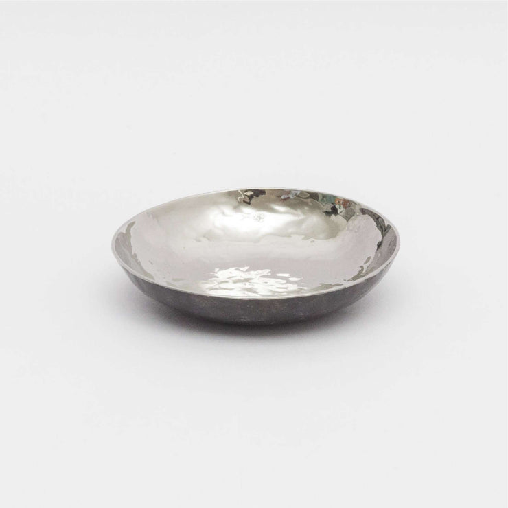Flat Bowl S Mirror/Burnished Finish