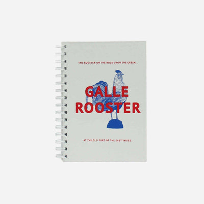 City Graphics Galle Notebook