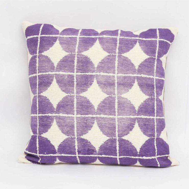 Handa - Purple Cushion Cover