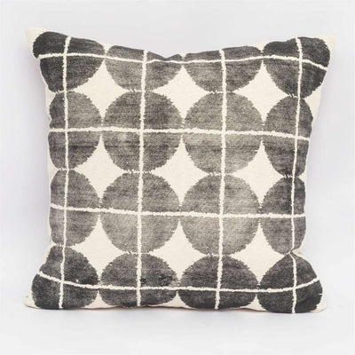 Handa- Black Cushion Cover
