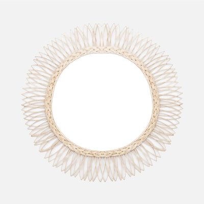 Hiru Cane Sunflower Mirror