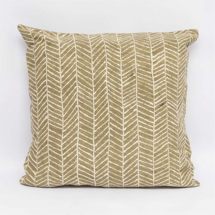 Iratu Beige Cushion Cover