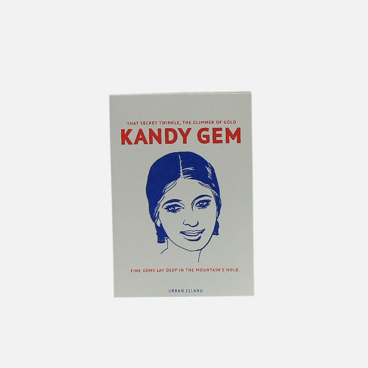 City Graphics Kandy Folded Card