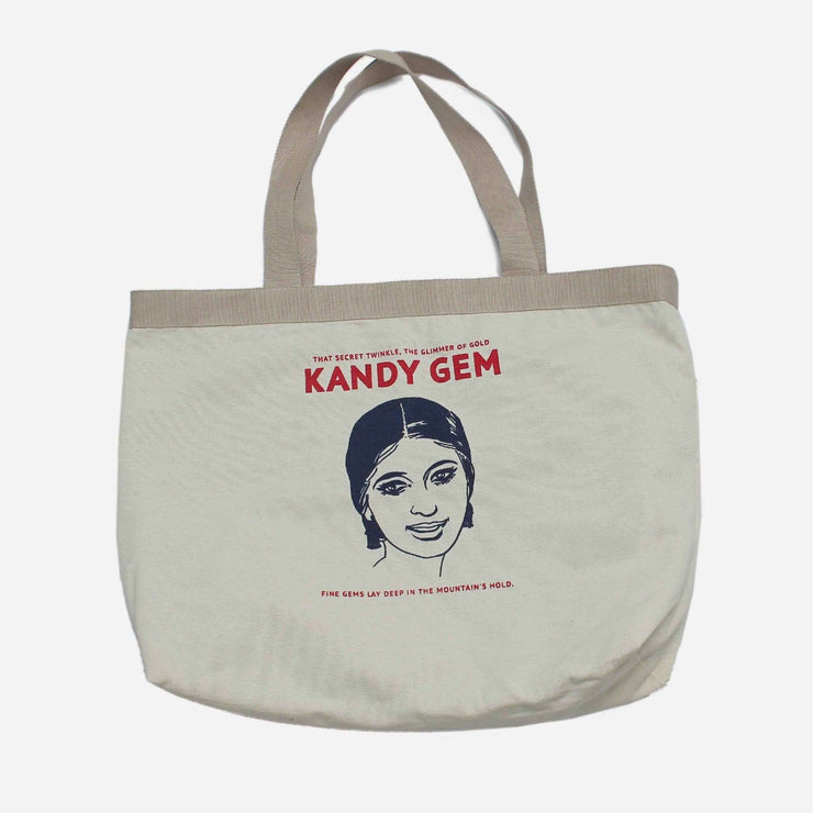 City Graphics Kandy Large Tote Bag