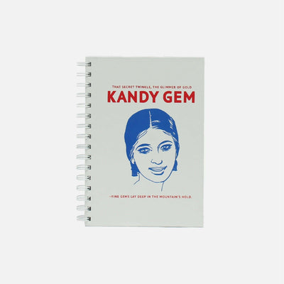 City Graphics Kandy Notebook