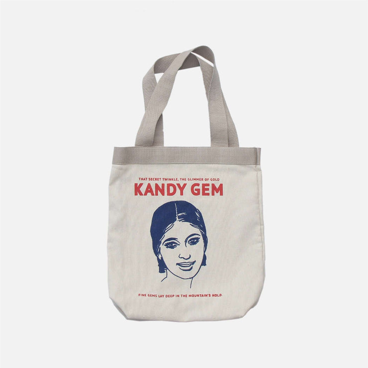 City Graphics Kandy Small Tote Bag