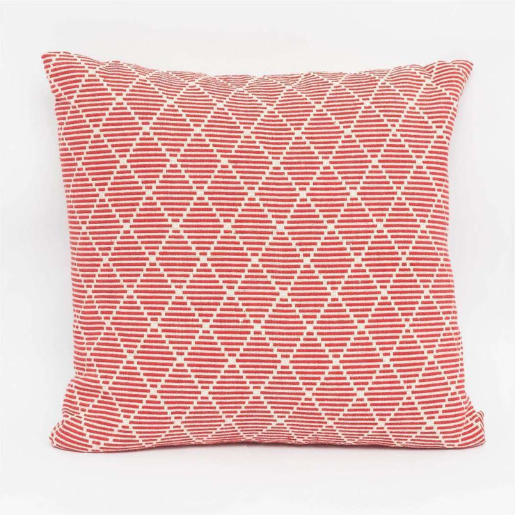Knuckles Red Dumbara Cushion Cover